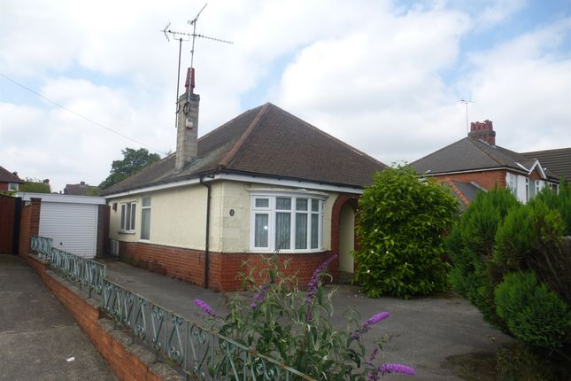 Thumbnail Detached bungalow for sale in Sutton Road, Mansfield