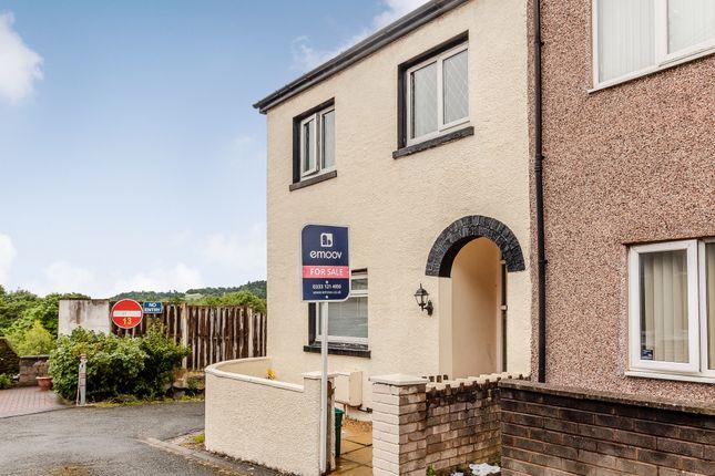 Thumbnail Semi-detached house for sale in Stanley Oak Road, Llandudno Junction