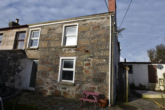 Thumbnail Semi-detached house for sale in Treskillard, Redruth