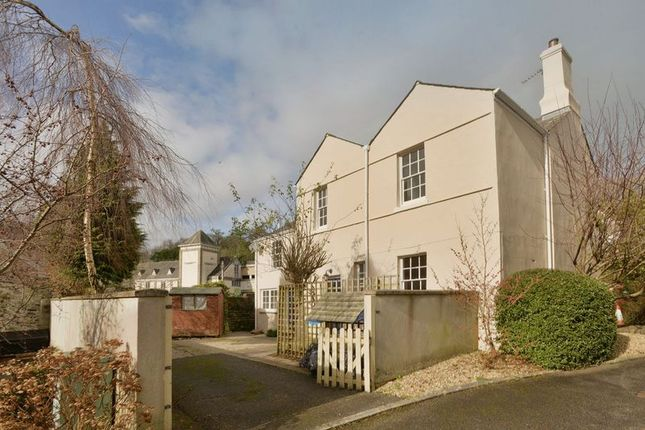 Thumbnail Detached house for sale in Parkwood Road, Tavistock
