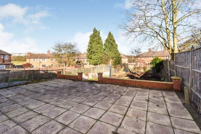 Garden of Worrall Close, Leicester, Leicestershire LE3