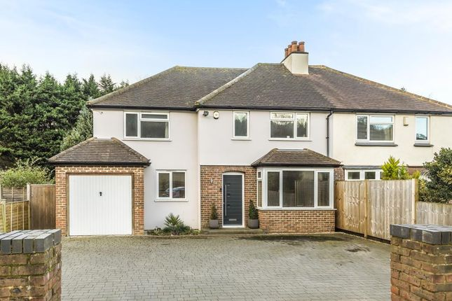 Thumbnail Detached house to rent in West Wycombe, High Wycombe