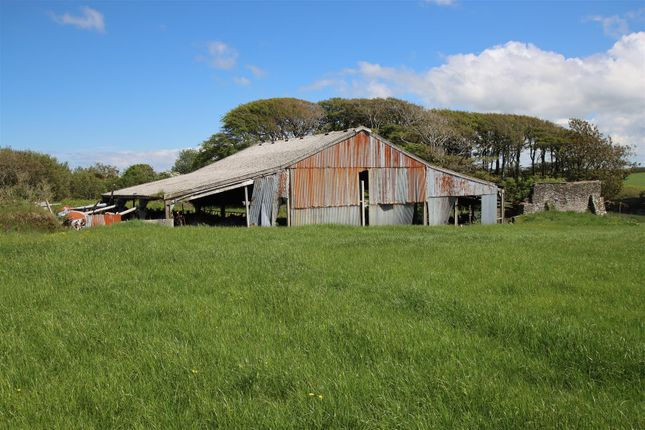 Thumbnail Land for sale in Ilfracombe