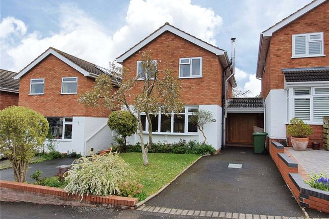 Thumbnail Link-detached house for sale in Russett Way, Bewdley