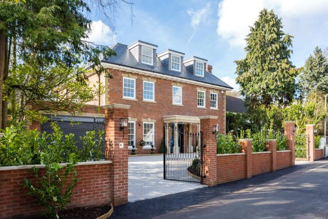 Thumbnail Detached house for sale in Golf Club Drive, Coombe, Kingston Upon Thames