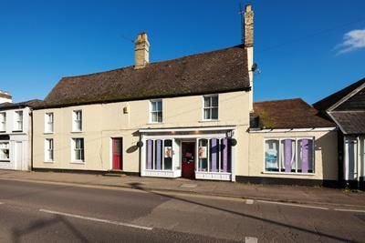 Thumbnail Retail premises for sale in The Town House, 61 High Street, Cambridge, Cambridgeshire