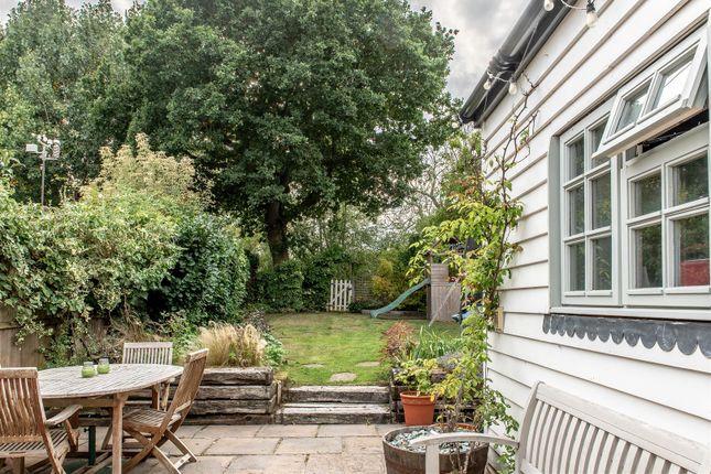 Garden of Malting Road, Peldon, Colchester CO5