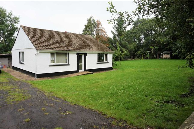 Thumbnail Detached bungalow for sale in Rhydsarnau, Pontardulais Road, Cwmgwili, Llanelli