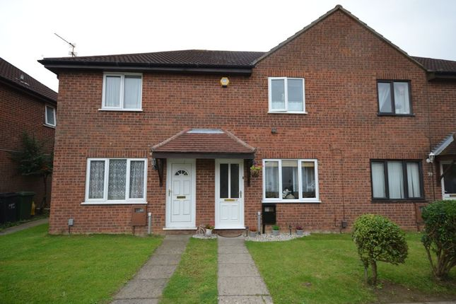 Thumbnail Terraced house for sale in Samuel Place, Corby