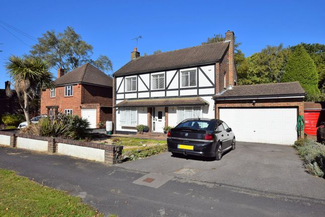 Thumbnail Detached house for sale in Revelstoke Avenue, Farnborough