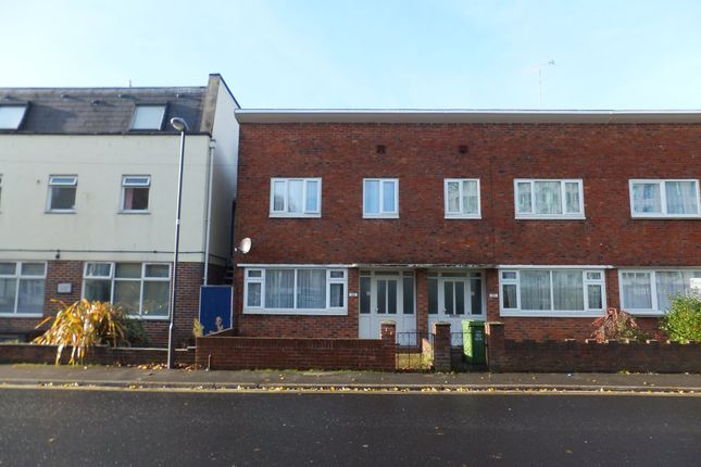 Thumbnail End terrace house to rent in St. Pauls Road, Southsea, Portsmouth