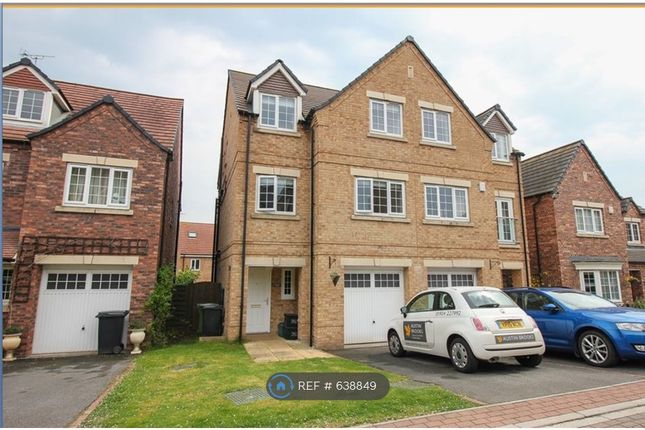 Thumbnail Semi-detached house to rent in College Court, Dringhouses, York