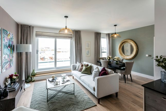 Flat for sale in Wherry Road, Norwich