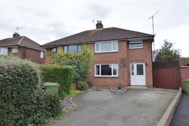 Thumbnail Semi-detached house for sale in John Daniels Way, Churchdown, Gloucester