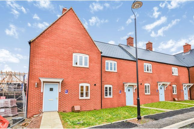 Thumbnail End terrace house for sale in 14 Marne Way, Brackley