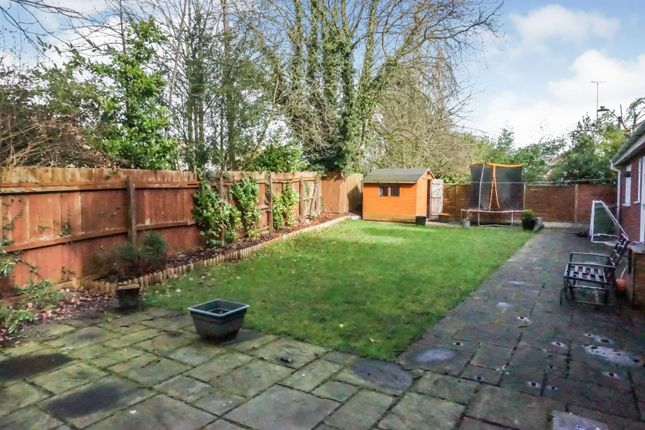 Rear Garden of Old Hampton Lane, Westcroft, Wolverhampton WV10