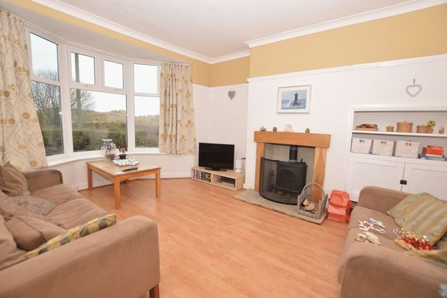 Thumbnail Semi-detached house for sale in Links Road, Bamburgh