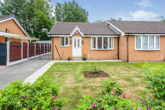 2 bed bungalow to rent in Kincardine Avenue, Blackpool, Lancashire FY4