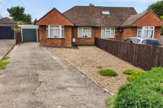 Thumbnail Bungalow for sale in Ellsworth Road, High Wycombe