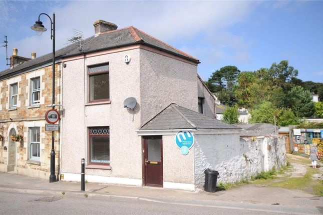 Thumbnail End terrace house for sale in Fore Street, Chacewater, Truro