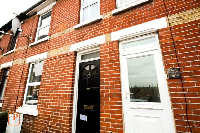 Thumbnail Terraced house to rent in Rebow Street, Colchester, Essex