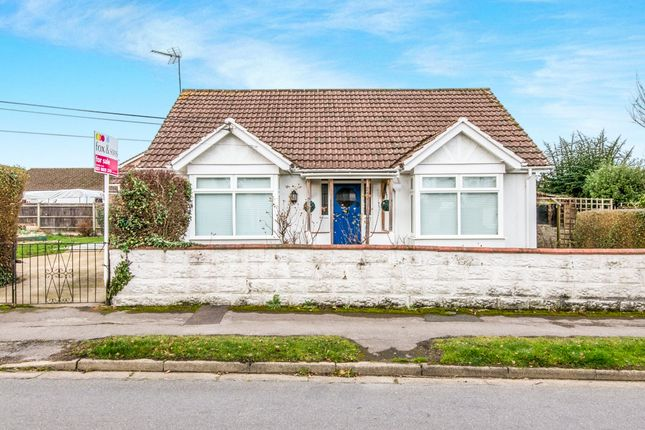 Thumbnail Detached bungalow for sale in Chalvington Road, Chandlers Ford, Eastleigh