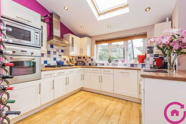 Thumbnail Detached house for sale in Sudeley Drive, South Cerney, Cirencester