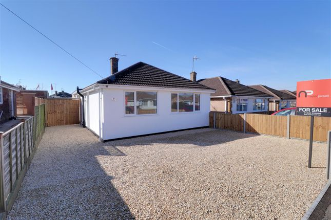 Thumbnail Detached bungalow for sale in St. Davids Close, Warden Hill, Cheltenham