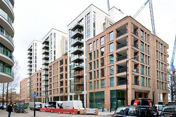Thumbnail Flat for sale in Paddington Exchange, Hermitage Street, London