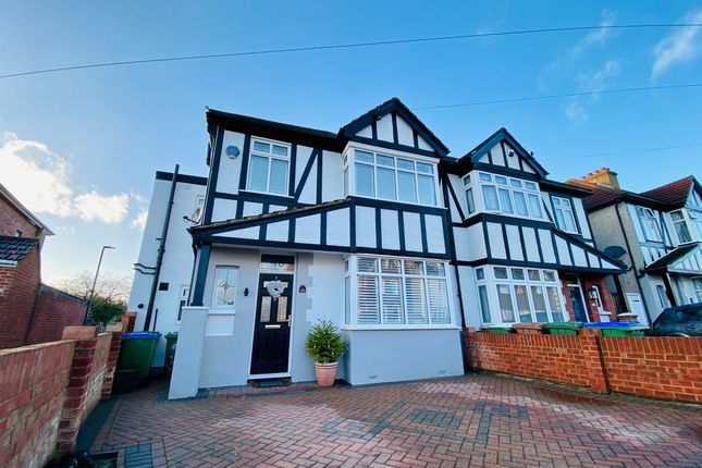 Thumbnail Semi-detached house for sale in Lion Road, Bexleyheath