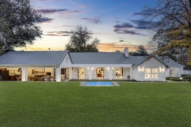 Thumbnail Property for sale in Louise Avenue, Sandhurst Ext 4, Johannesburg, 2196