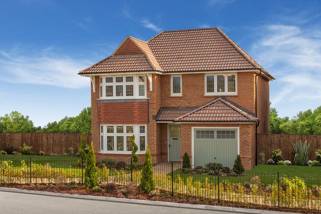 """Thumbnail Detached house for sale in """"Oxford Lifestyle"""" at Woodborough Road, Winscombe"""