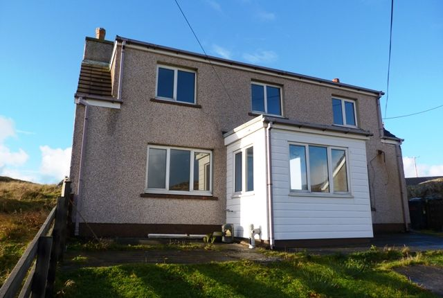 Thumbnail Detached house for sale in Salpay, Isle Of Harris