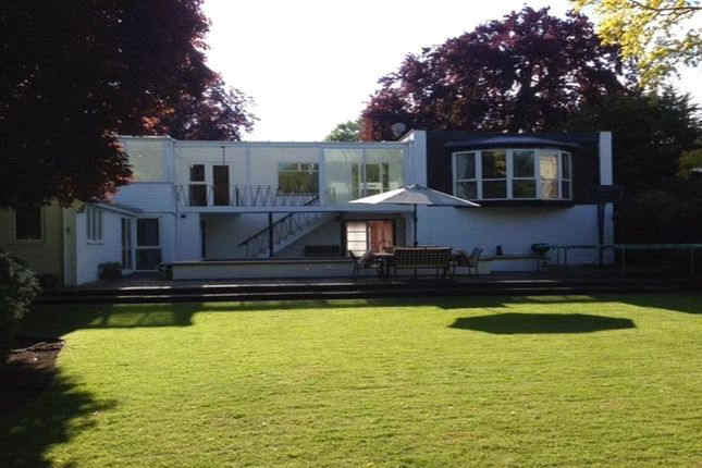 Thumbnail Detached house for sale in Fishery Road, Maidenhead, Berkshire