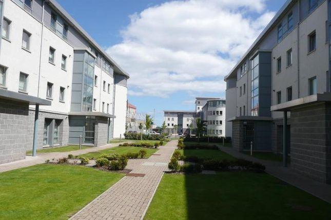 Courtyard of Merkland Lane, Aberdeen AB24