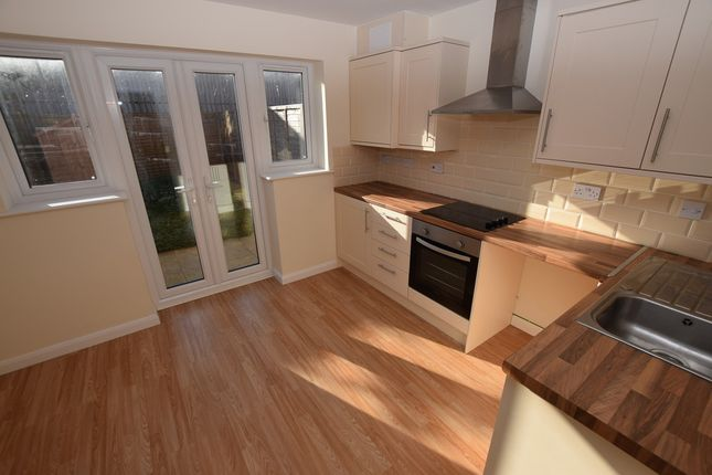 Thumbnail Town house to rent in Hatton Mews, Spondon, Derby
