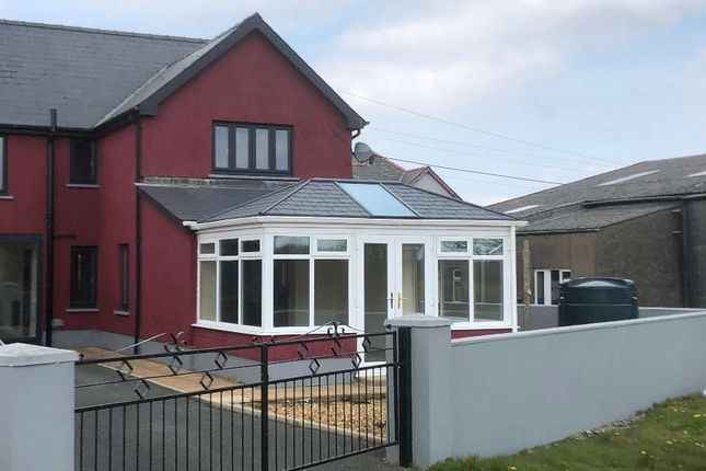 3 bed semi-detached house for sale in Station Road, Crymych SA41