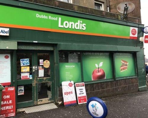 Thumbnail Retail premises for sale in Port Glasgow, Renfrewshire