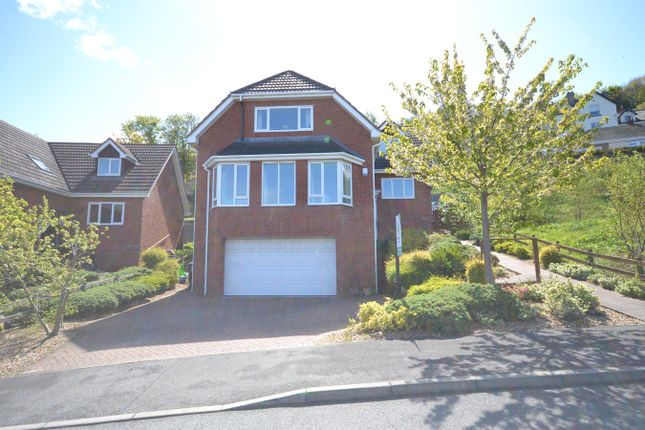 Thumbnail Detached house for sale in Lon Pendyffryn, Llanddulas