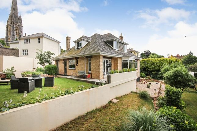 Thumbnail Detached house for sale in Priory Road, St Marychurch, Torquay
