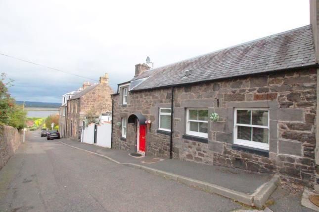 Thumbnail End terrace house for sale in Mason Street, Newburgh, Cupar, Fife