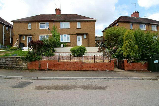 Thumbnail Semi-detached house for sale in Glanffrwyd Terrace, Ynysybwl, Pontypridd