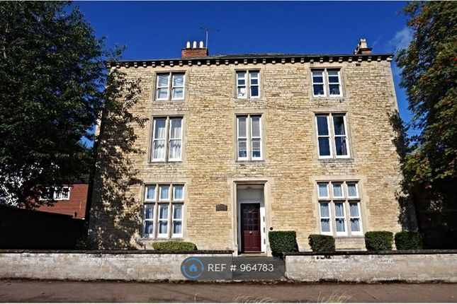 1 bed flat to rent in Ayston Road, Uppingham, Oakham LE15