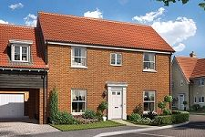 1 bedroom detached house for sale in Off Saham Road, Watton