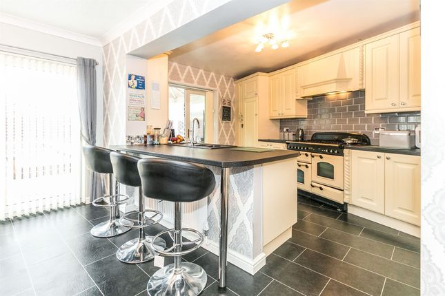 Thumbnail Semi-detached house for sale in Hernall Croft, Birmingham