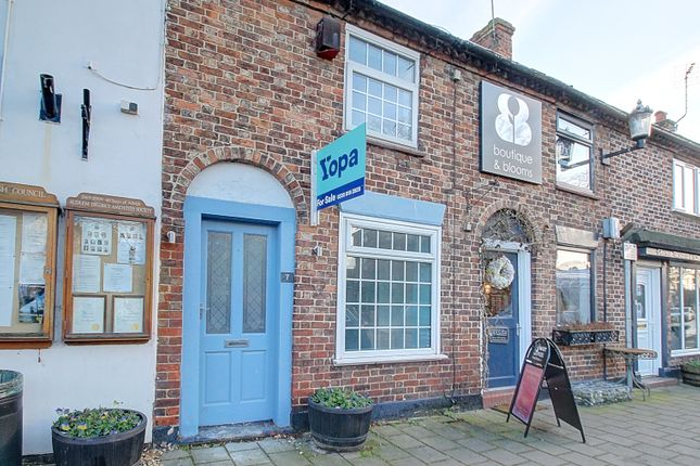 Thumbnail Cottage for sale in Shropshire Street, Audlem, Crewe