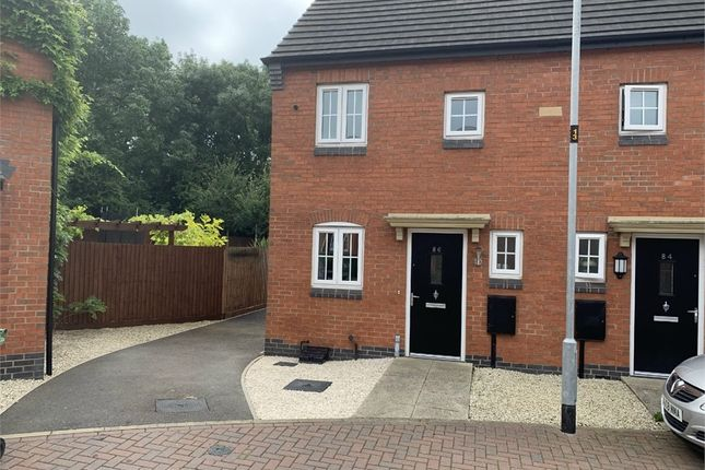 Thumbnail Semi-detached house to rent in Ridleys Close, Countesthorpe, Leicester