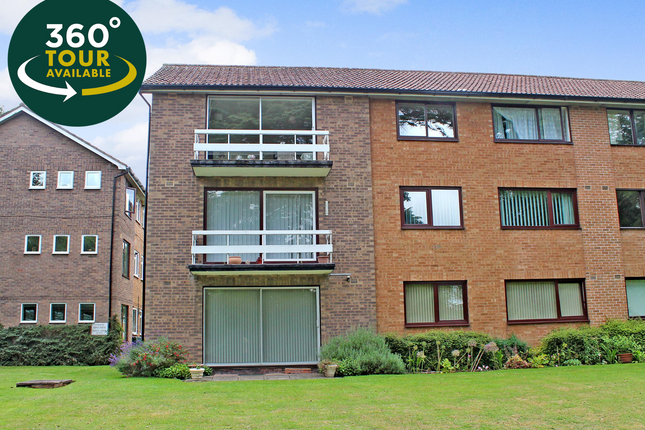 Thumbnail Flat for sale in Dukes Drive, Stoneygate, Leicester
