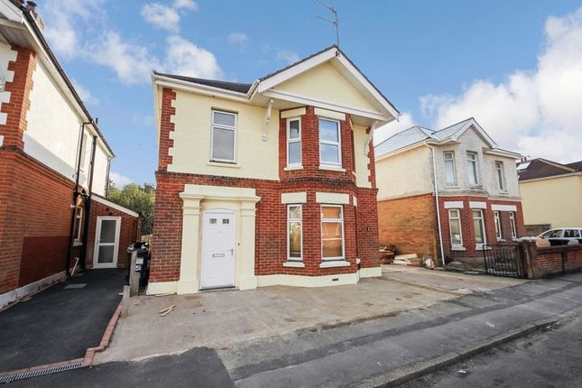 Thumbnail Detached house to rent in Hankinson Road, Winton, Bournemouth