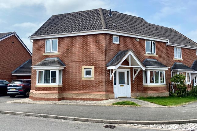 3 bed detached house for sale in Lilleburne Drive, Nuneaton CV10